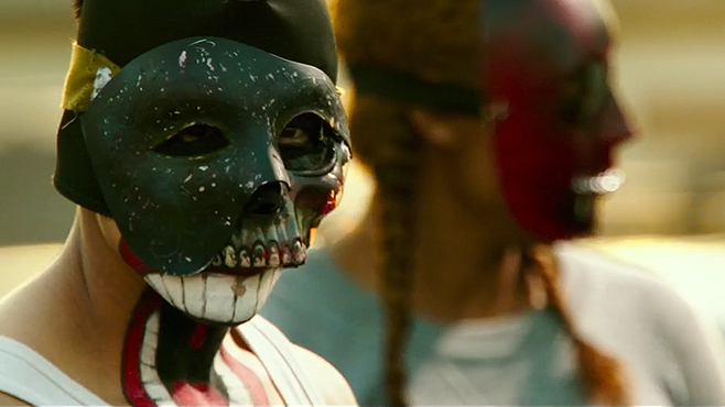 The Purge Anarchy Movie The Purge: Anarchy Movie Review