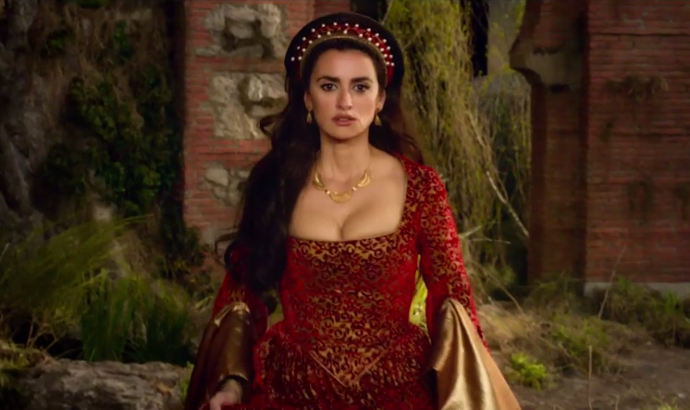 the queen of spain movie review