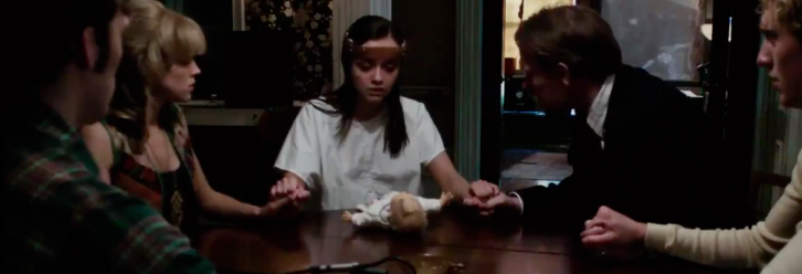 The Quiet Ones New Clip Shows a Séance Go Up in Smoke The Quiet Ones New Clip Shows a Séance Go Up in Smoke