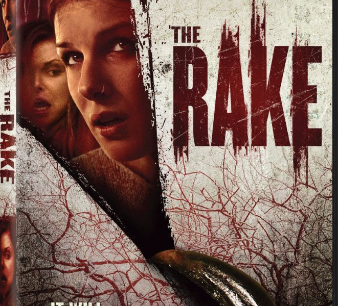 The Rake DVD Cover