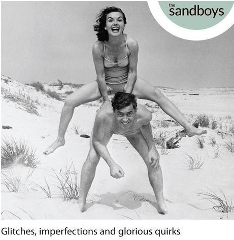 The Sandboys' EP CoverqThe Sandboys' EP Cover
