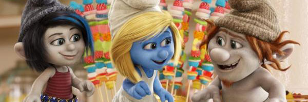 The Smurfs 2 CinemaCon 2013: Sony Pictures Shows Off White House Down, Elysium, This Is The End And More