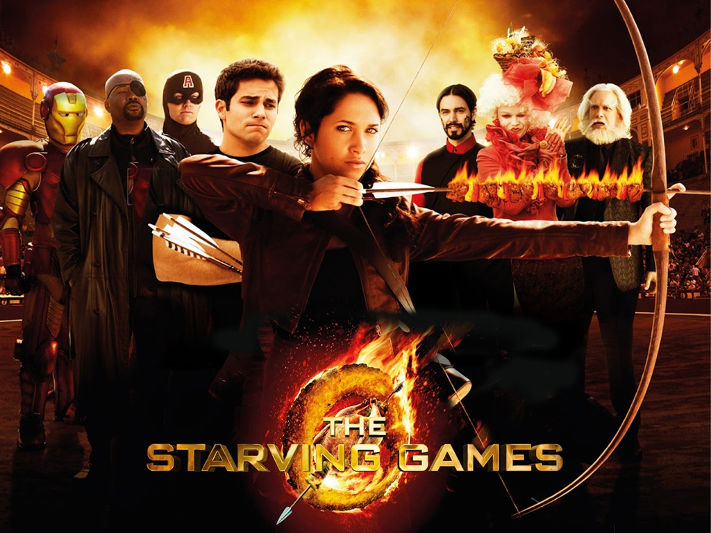 The Starving Games Goes Back For Seconds with DVD Release