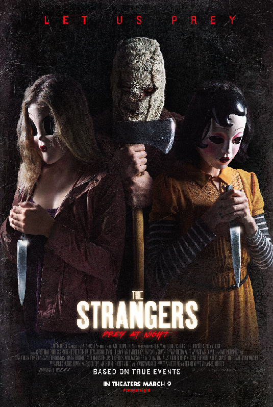The Strangers Let Us Prey Poster