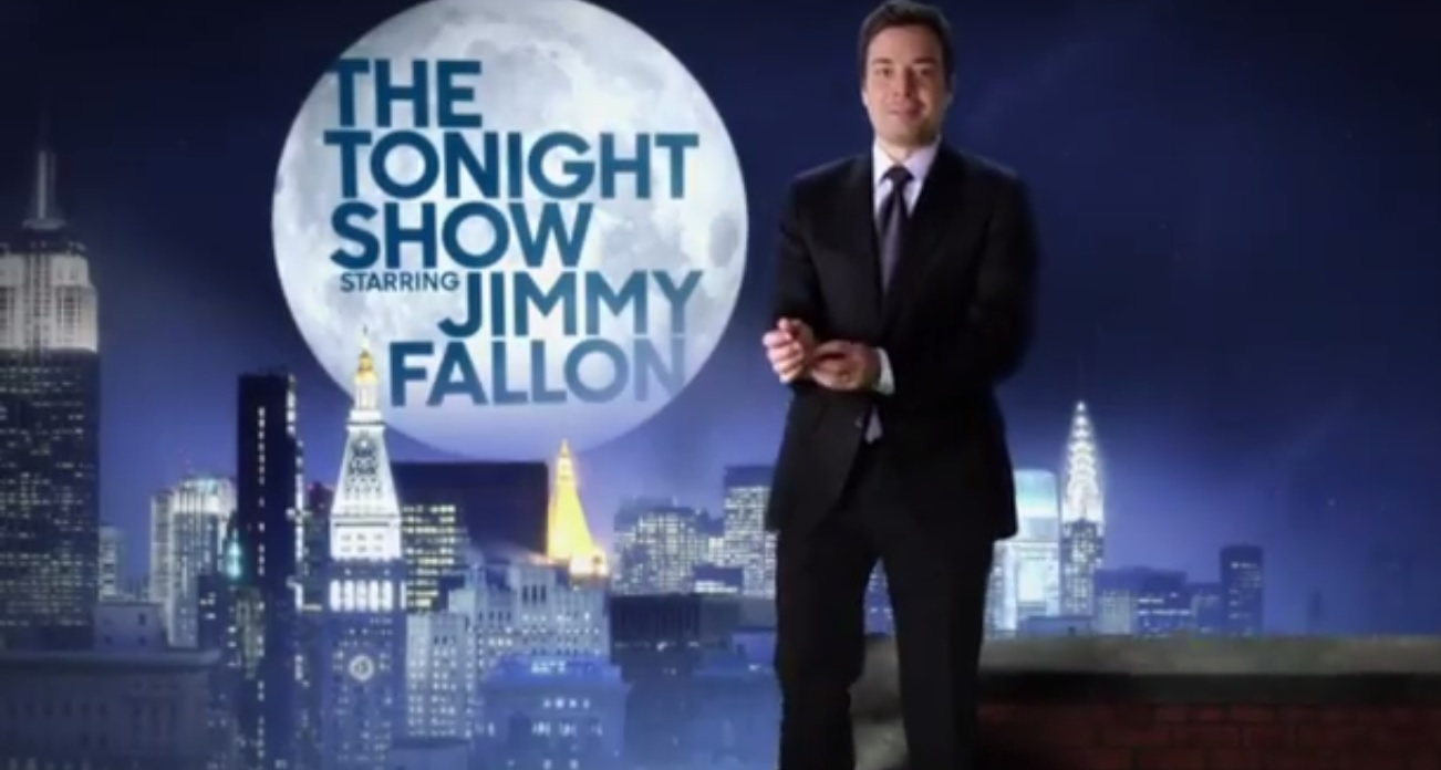The Tonight Show Jimmy Fallon Host History Altered with The Tonight Show with Jimmy Fallon Promo