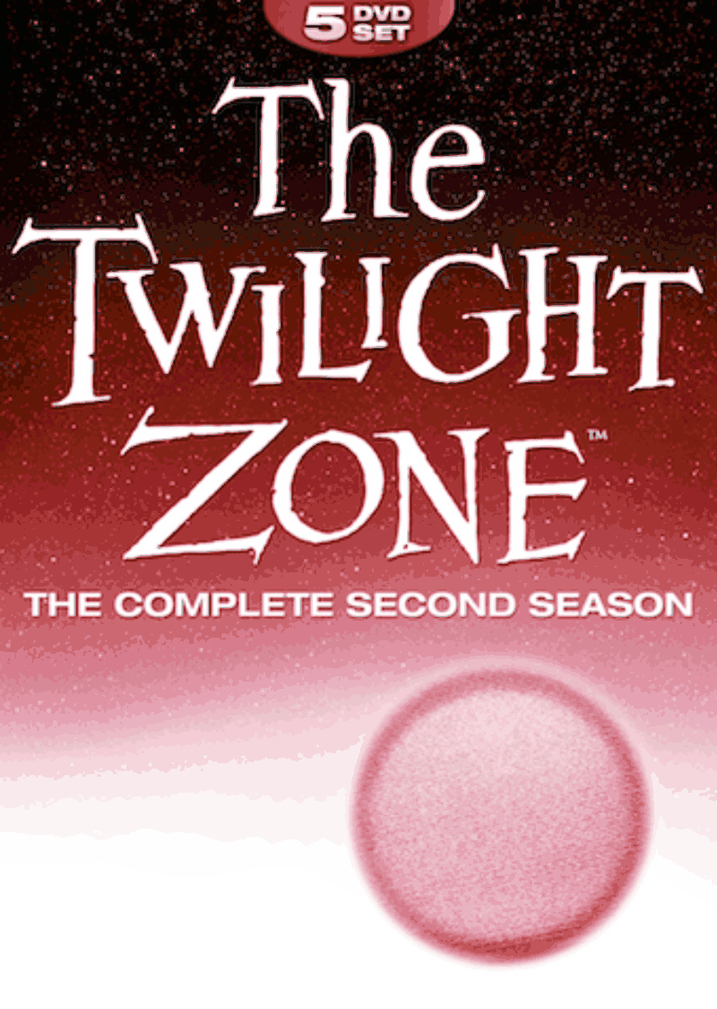 The Twilight Zone The Complete Second Season Now Available on DVD The Twilight Zone: The Complete Second Season Now Available on DVD