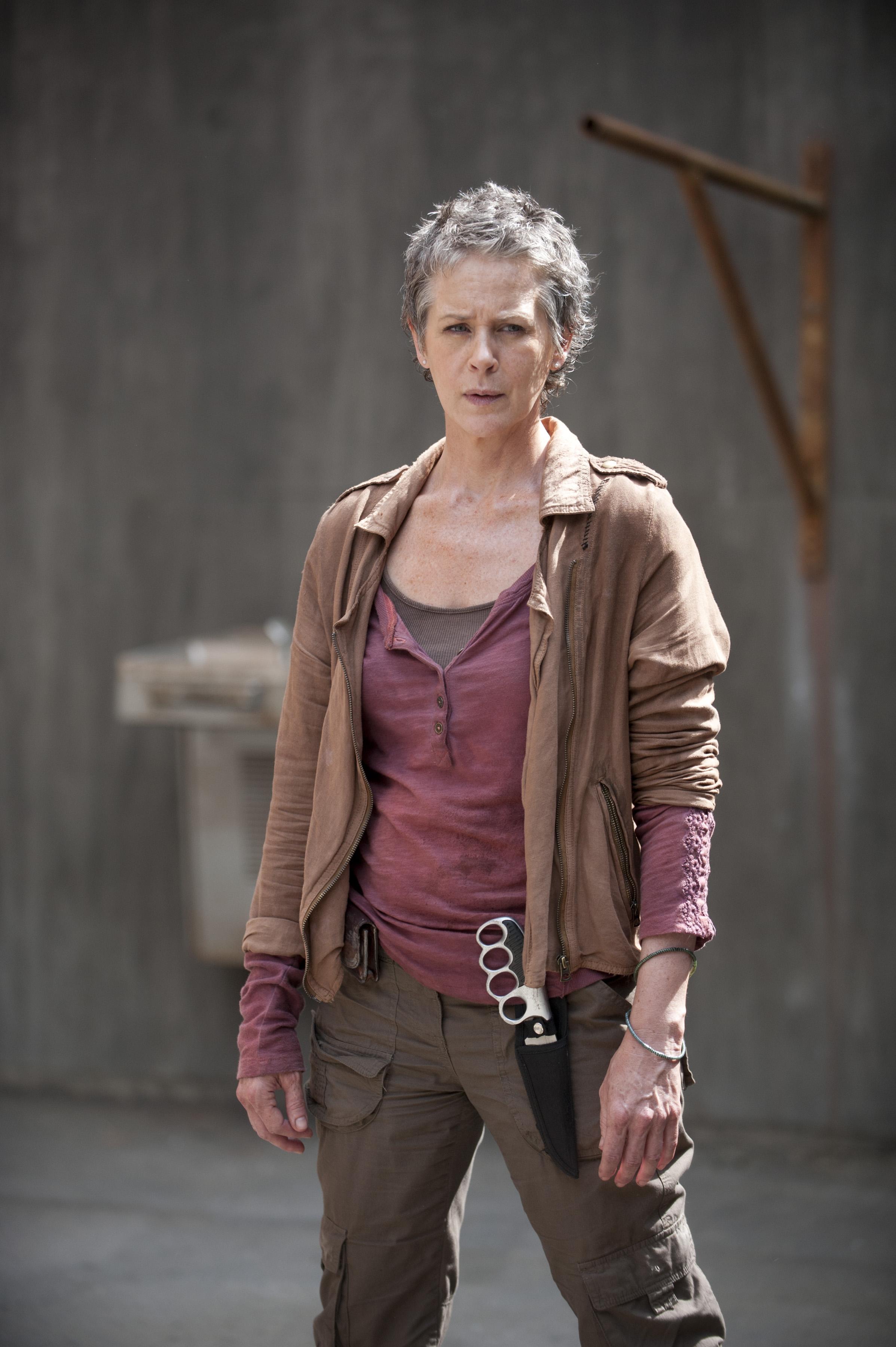 The Walking Dead Carol