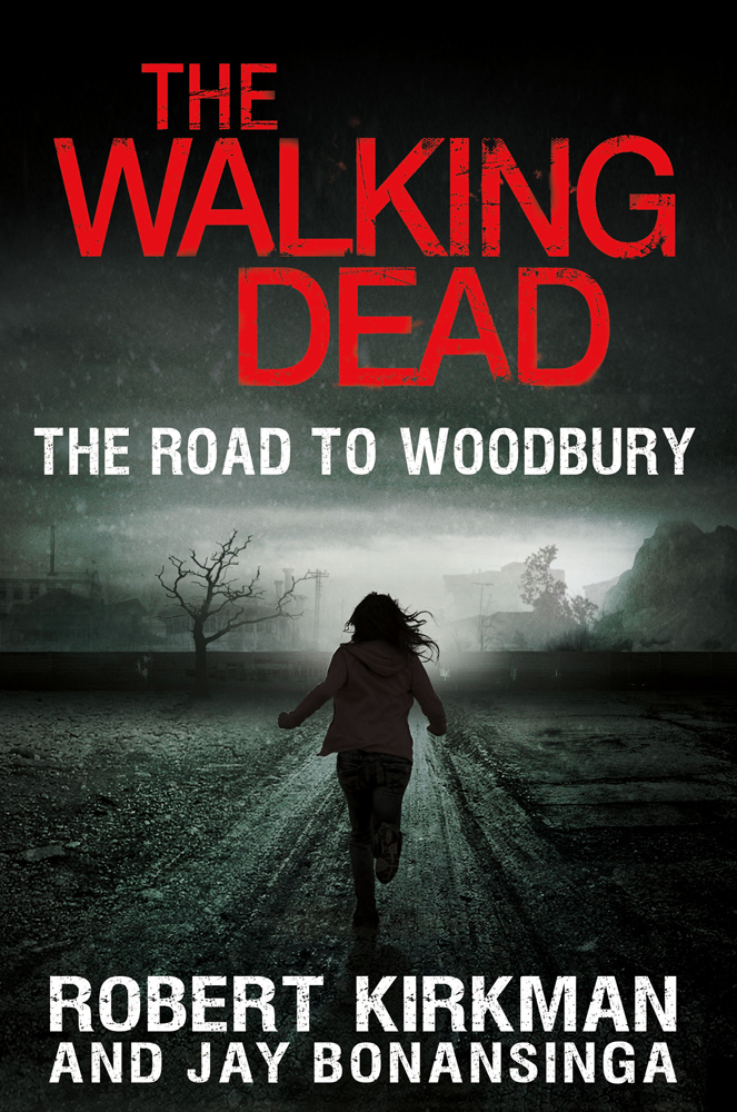 The Walking Dead Road to Woodbury Interview: The Walking Dead Novels Writer Jay Bonansinga