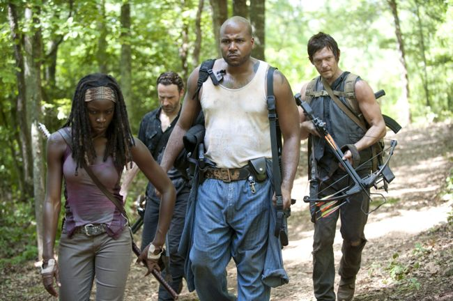 The Walking Dead Season 3 Episode 111 The Latest Promo for The Walking Dead Season 3 Episode 11 I Aint A Judas