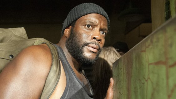 "The Walking Dead Tyreese Another Teaser Clip for The Walking Dead Season 3 Episode 14 ""Prey"""