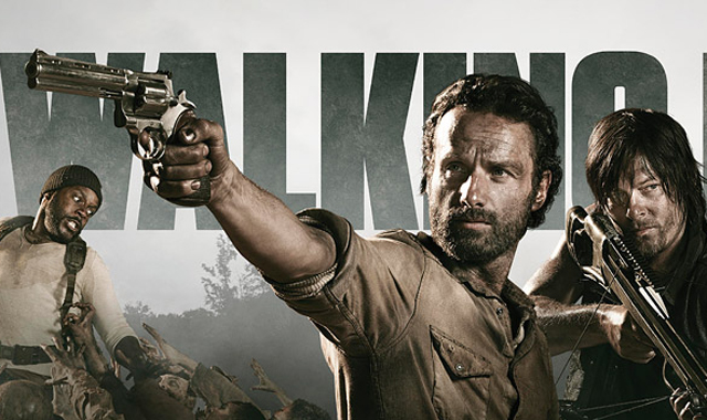 The Walking Dead Unleashes Terror in New Behind the Scenes Video New Trailer for The Walking Dead Features Music by Portugal. The Man