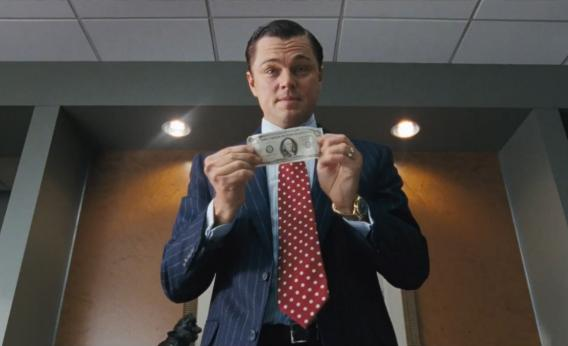 The Wolf of Wall Street Movie The Wolf of Wall Street Movie Review