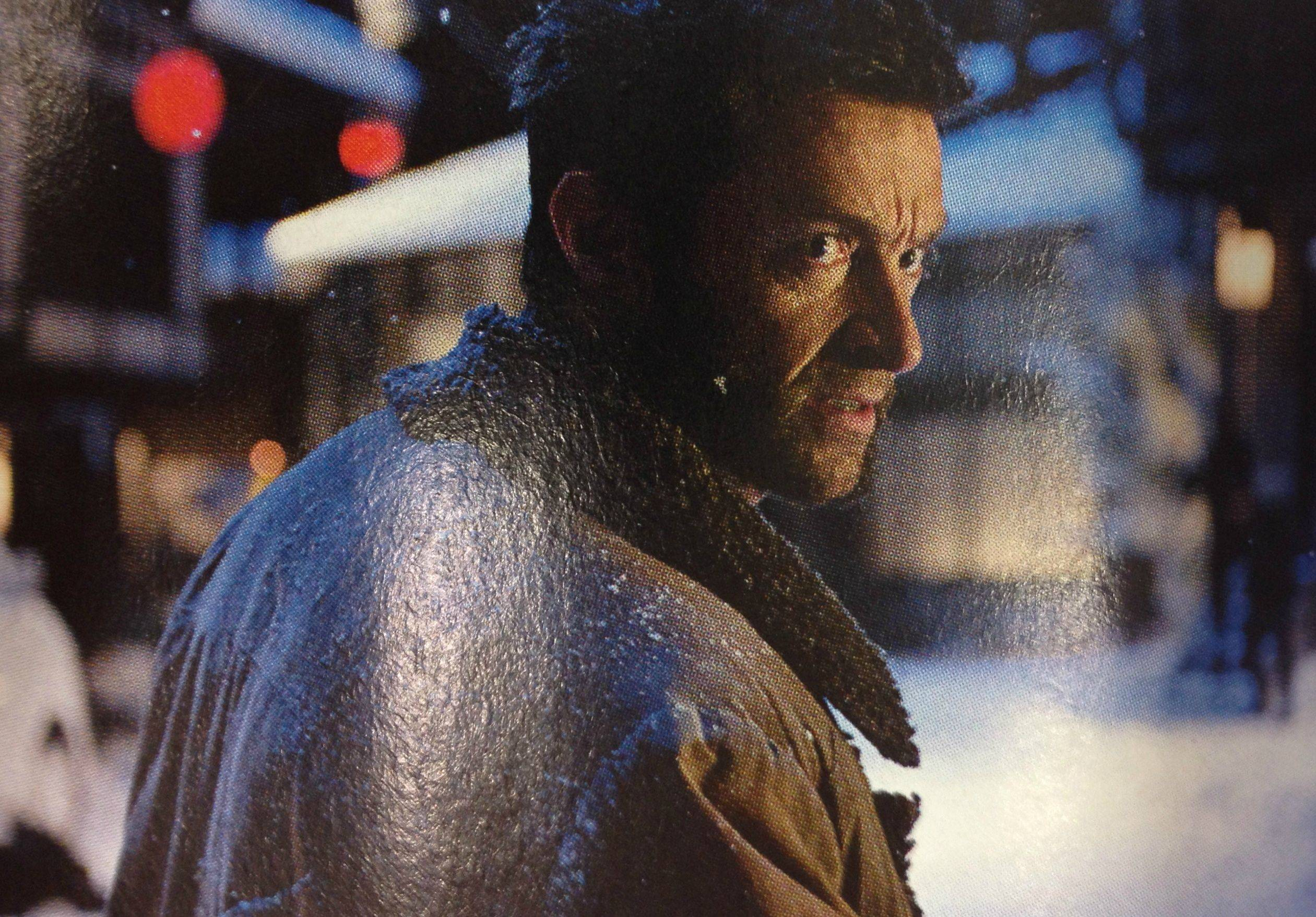 The Wolverine Hugh Jackman Actor New Stills from The Wolverine Hits The Web