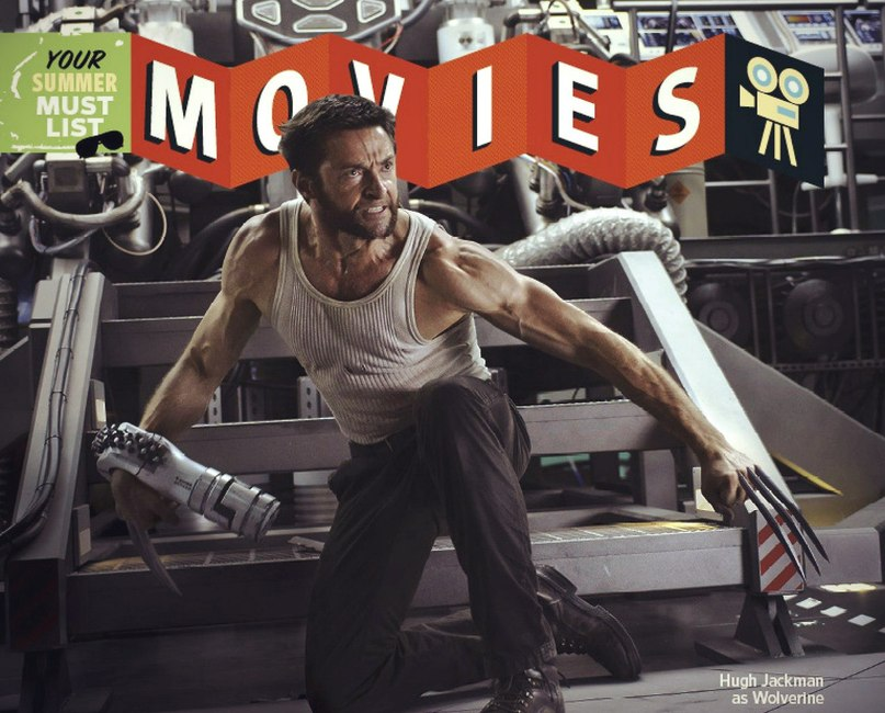 The Wolverine Hugh Jackman New Photo 1 Badass New Stills from The Wolverine