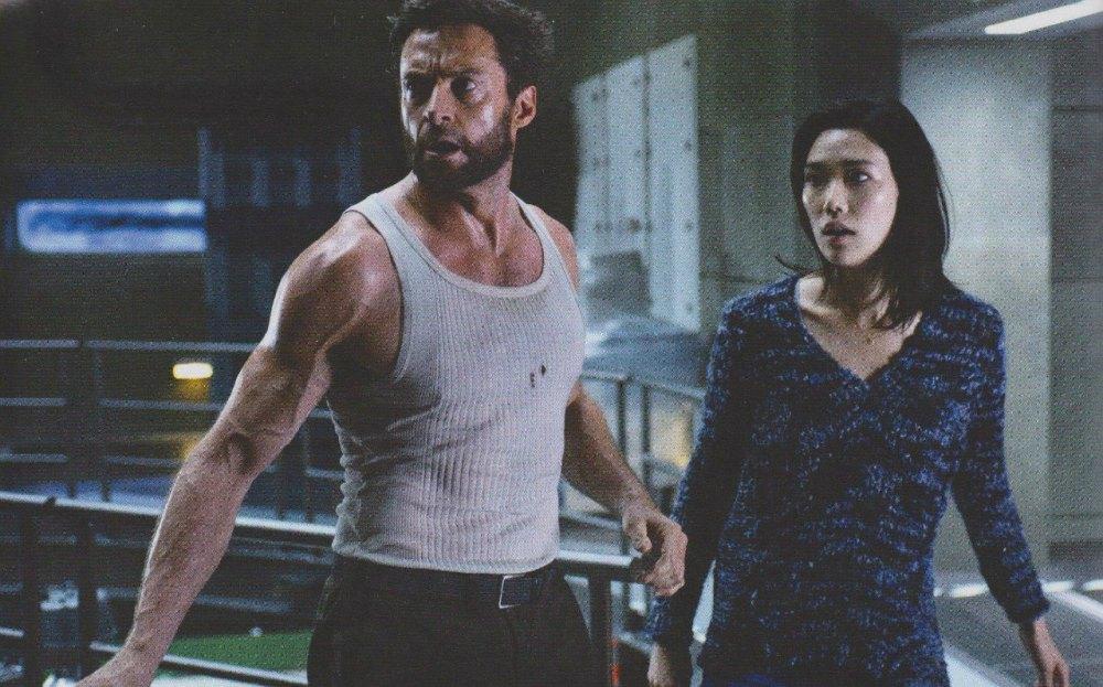 The Wolverine Hugh Jackman and Actress