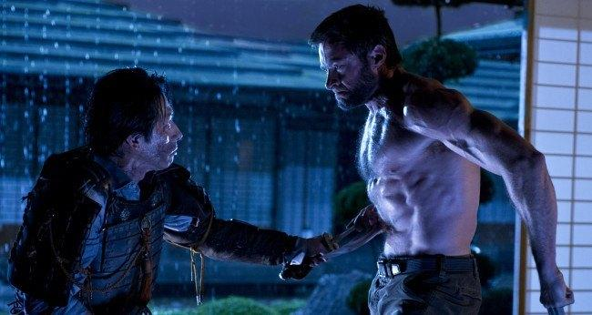The Wolverine Muscles