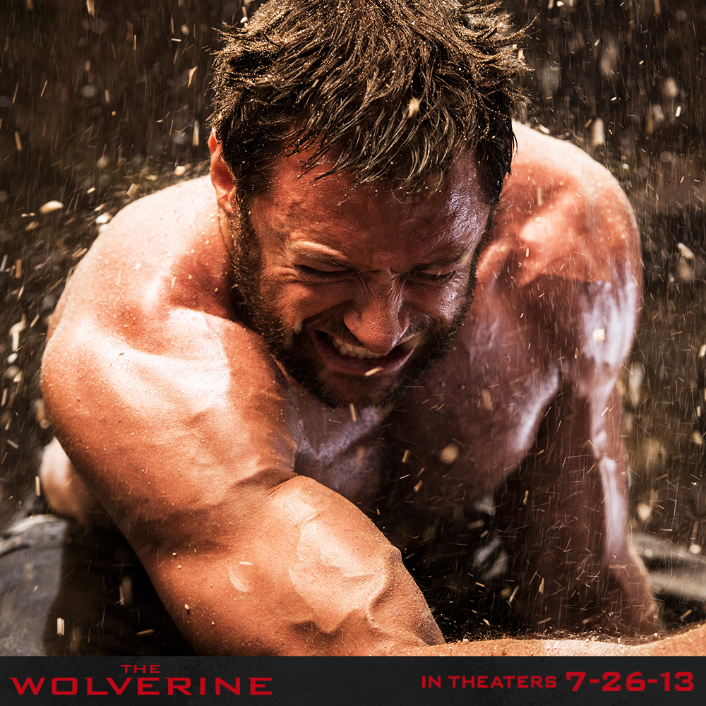 The Wolverine Pushed To The Limit Badass New Image from The Wolverine