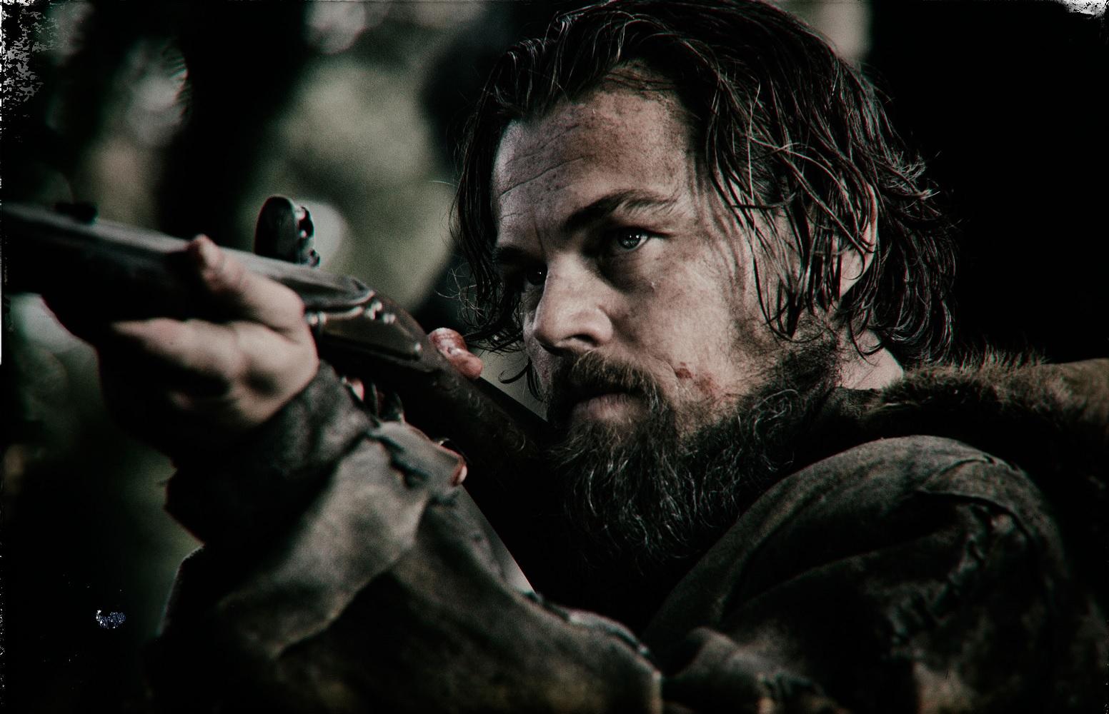The Revenant-Leo DiCaprio