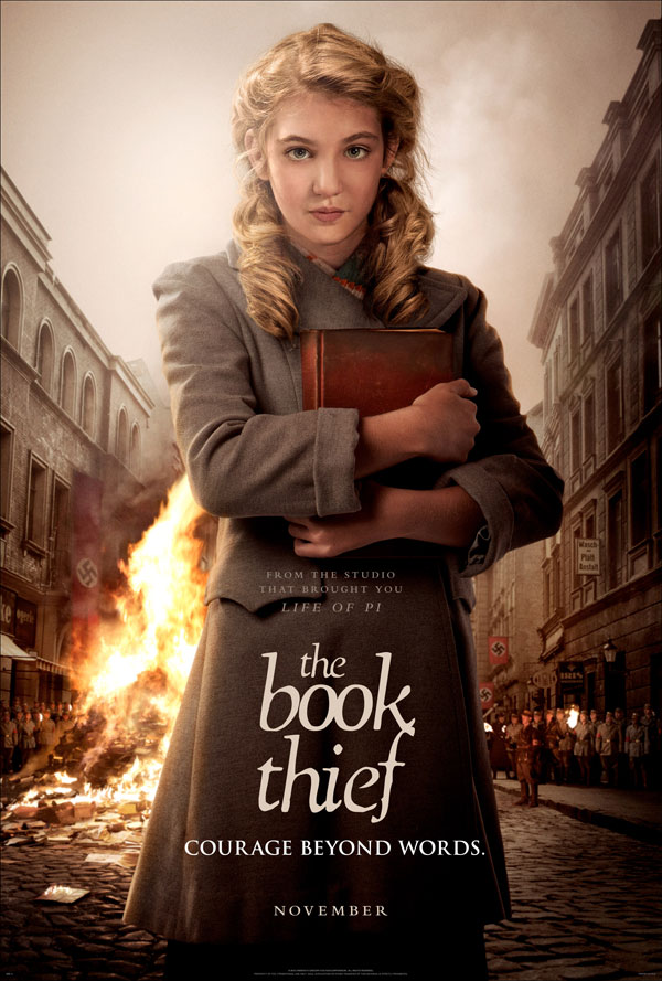 The Book Thief Poster The Book Thief Movie Review