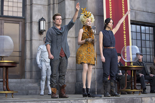 The Hunger Games Catching Fire1 Box Office Predictions: Catching Fire Could Go Three For Three