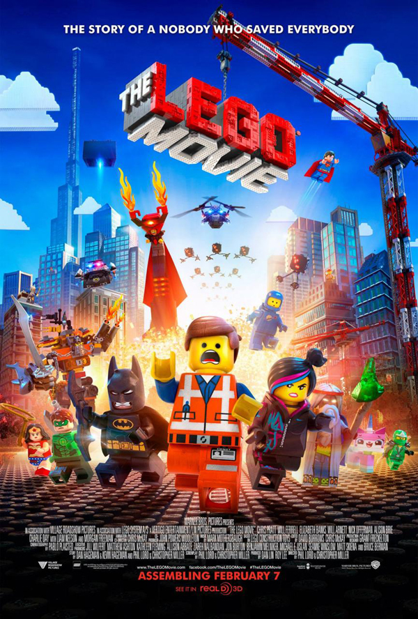 The Lego Movie The Lego Movie Movie Review