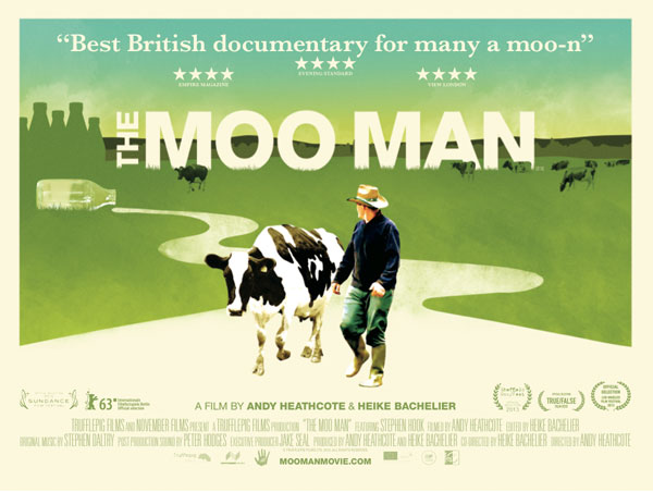 The Moo Man Poster