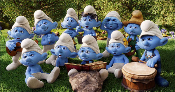 The Smurfs 2 Box Office Predictions: The Box Office Could Get Smurfed