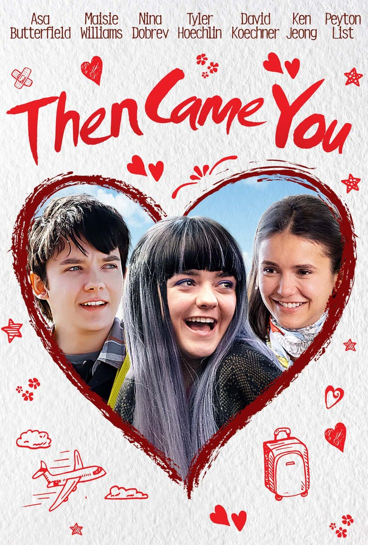 Then Came You Movie Poster