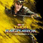 Thor Ragnarok: Color Poster