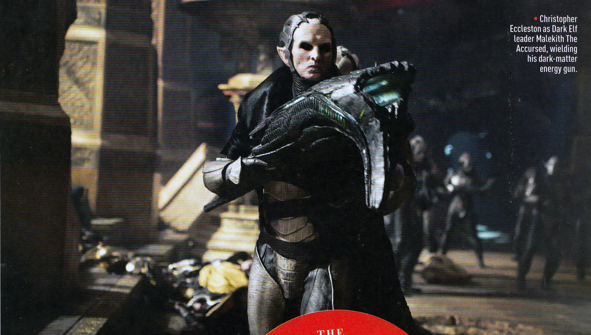 Thor The Dark World Dark Elf More Stills from Thor: The Dark World Released