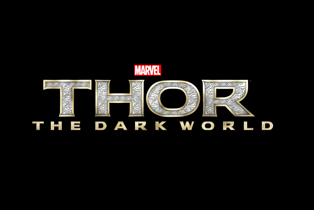 Thor The Dark World Logo New Concept Poster from Thor: The Dark World Released