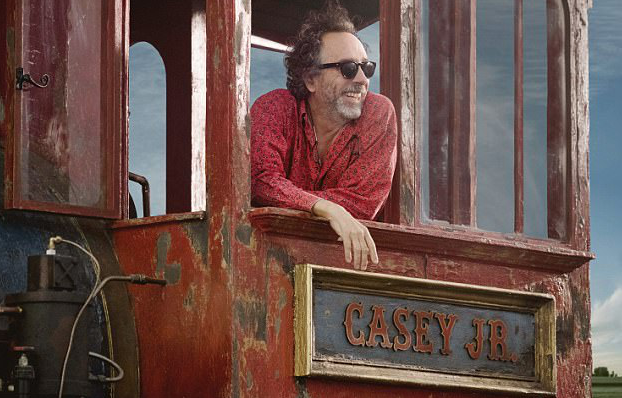 Tim Burton's live-action Dumbo cast, release date revealed