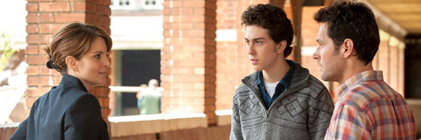 Tina Fey Nat Wolff Paul Rudd Admission Interview: Admission's Nat Wolff