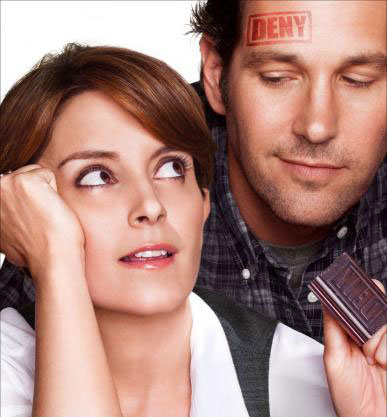 Tina Fey Paul Rudd Admission Interview: Admissions' Tina Fey And Paul Rudd