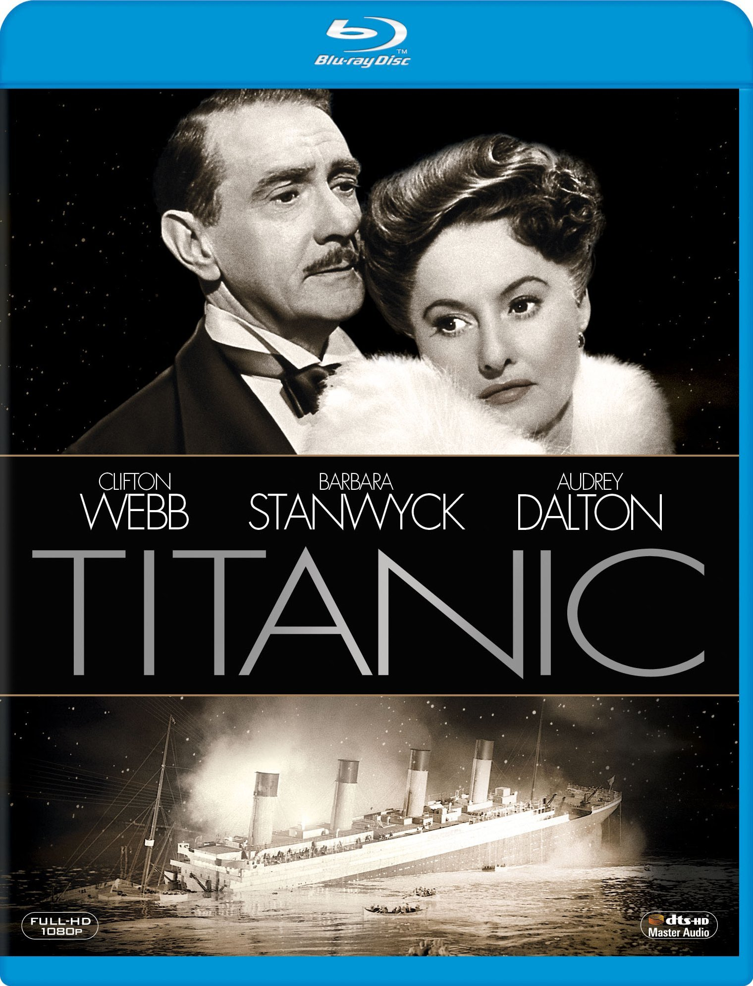 Titanic 1953 Win A Blu Ray Copy Of 1953s Titanic From ShockYa