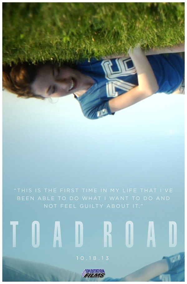 Toad-Road-Poster