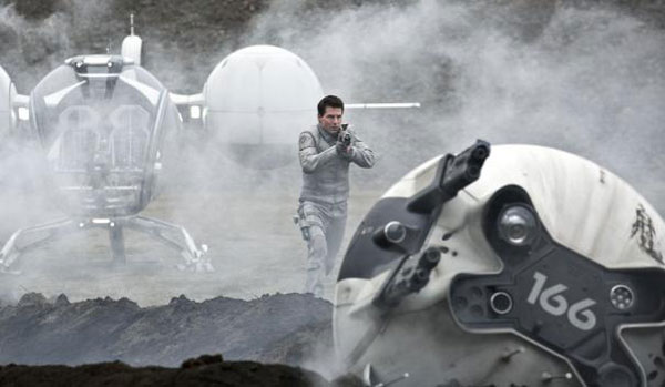 Tom Cruise in Oblivion Box Office Predictions: Oblivion To Benefit From Being The Only New Wide Release