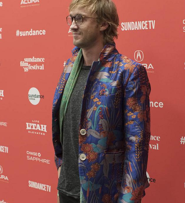 Tom Felton Ophelia Sundance
