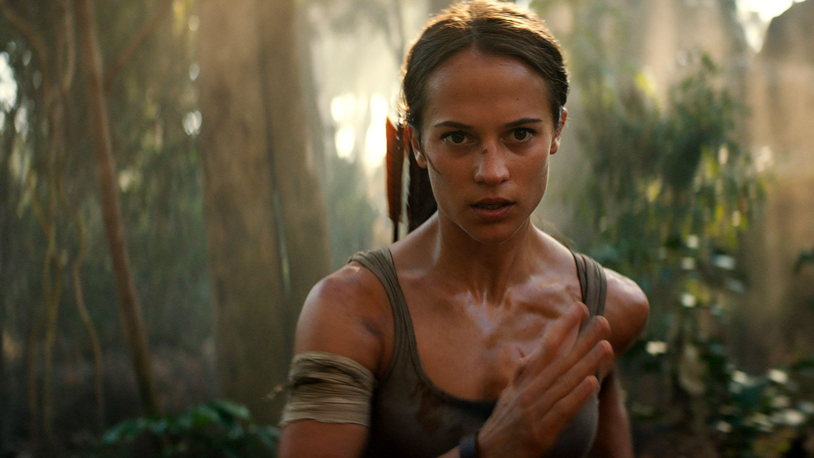 Tomb Raider isn't awful , but is it really necessary?