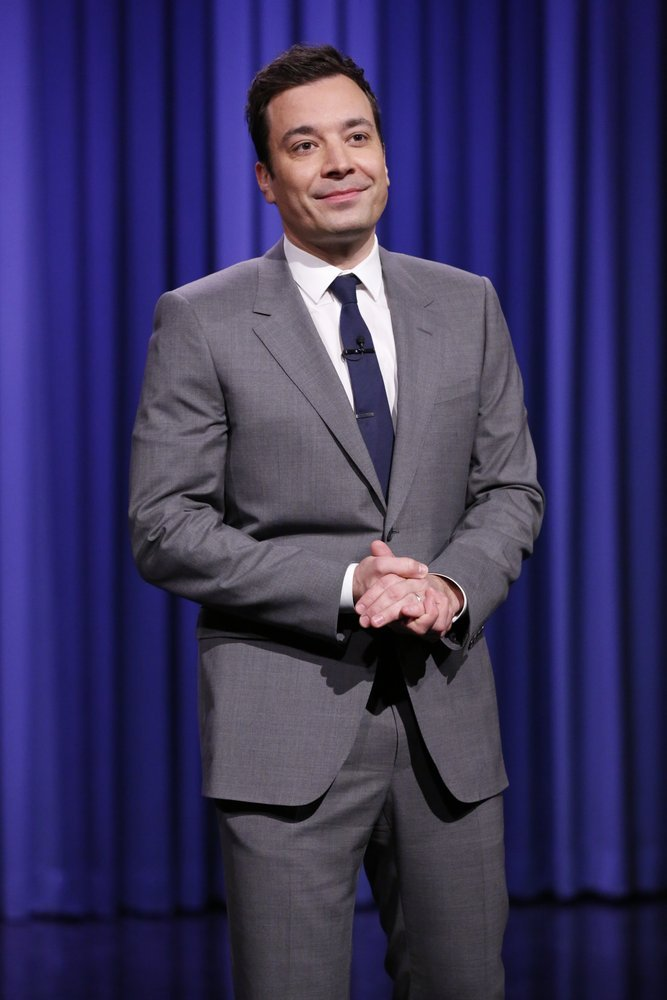 Tonight Show Jimmy Fallon The Tonight Show Starring Jimmy Fallon Debuts to High Numbers