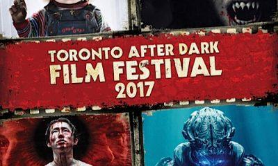 Toronto After Dark Film Festival 2017 Poster
