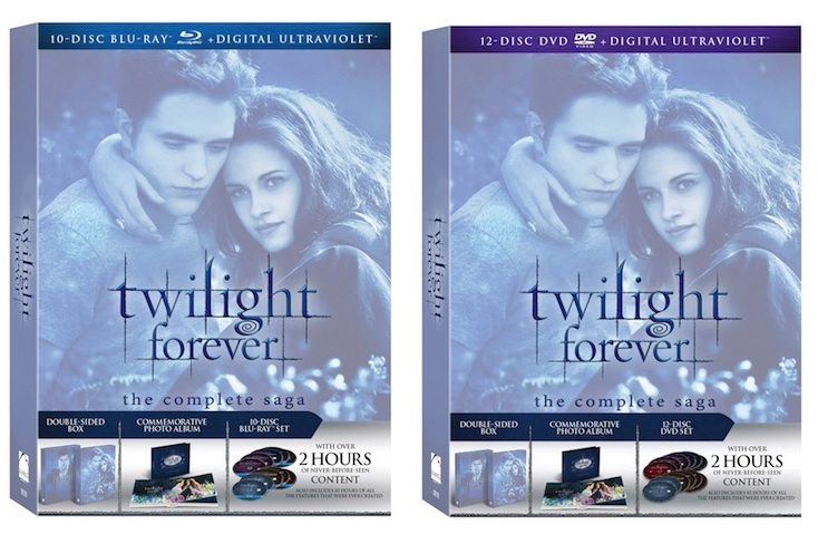 Twilight Forever Complete Saga Twilight Forever Will Give Fans The Complete Saga Plus Behind the Scenes Moments