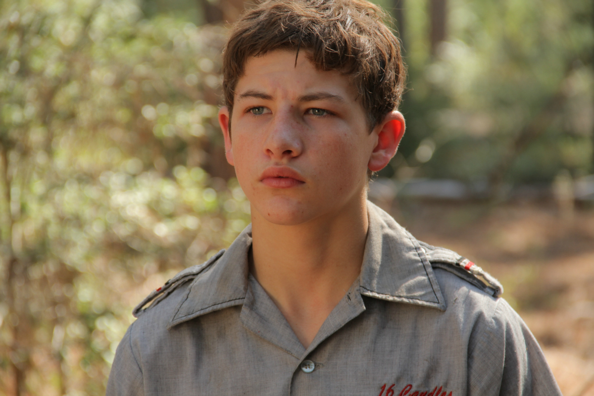 Tye Sheridan Exclusive: Tye Sheridan Talks Joe, Terrence Malick Impressions and Tony Romo