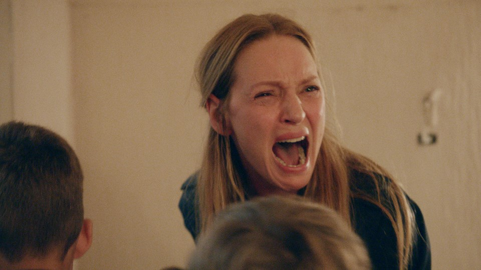 Uma Thurman Lars von Trier Nymphomaniac Mrs. H