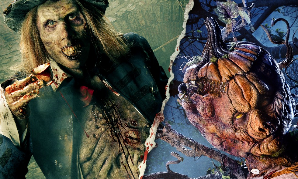 Universal Brings Syfy Face Off Characters to Halloween Horror Nights