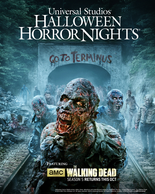 Universal Studios' 2014 Halloween Horror Nights Tickets Now On Sale