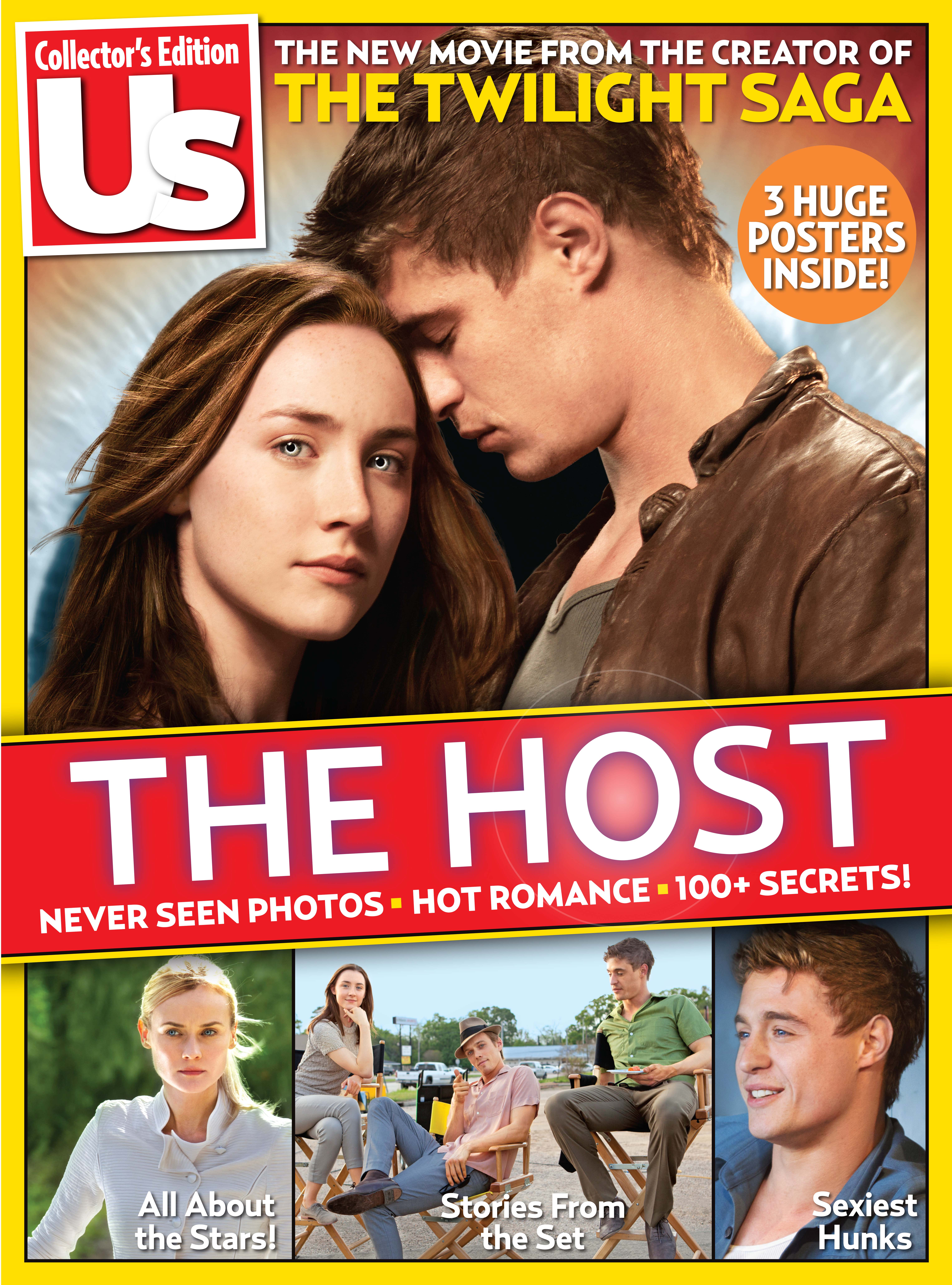 The Host Graces The Cover Of US Magazine