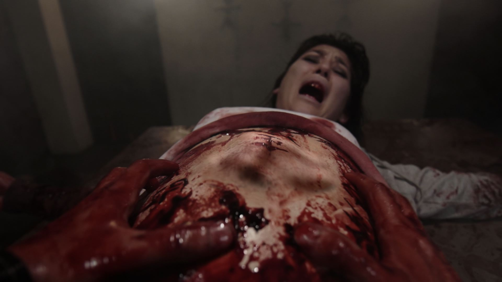 VHS2 Short Safe Haven Still 2 V/H/S/2 Captures New Scares in Frightening New Stills