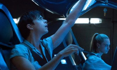 Dane DeHaan, Cara Delevingne Valerian and the City of a Thousand Planets Image