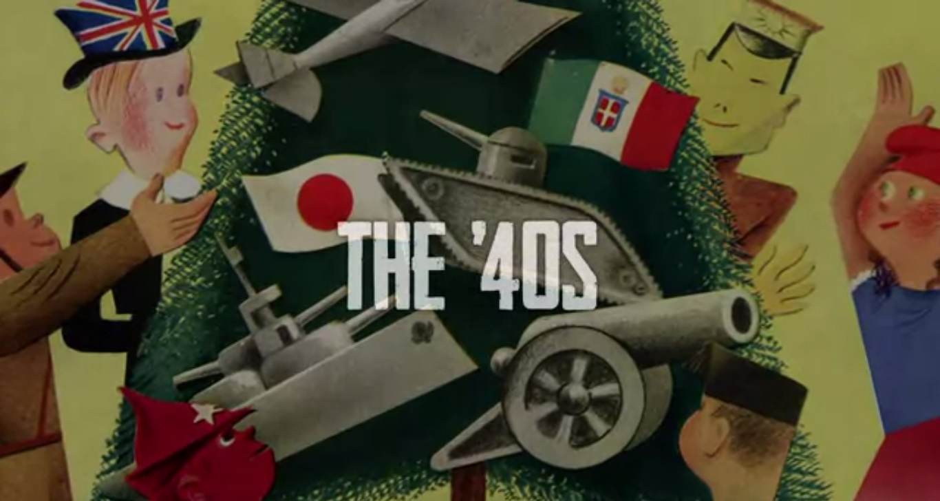 Vanity Fair Decades Series The 40s Vanity Fair Celebrates the 1940s With New Decades Series Video